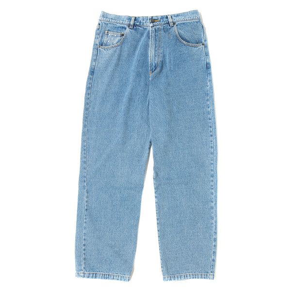 Pop Trading Company DRS Pants / Stonewashed Denim
