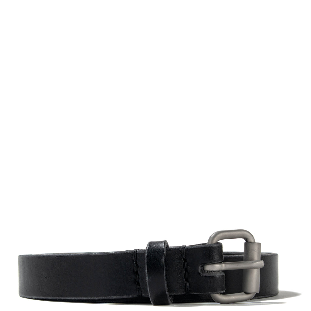 Alterior PR-001 Narrow Belt / Black - Deadstock.ca
