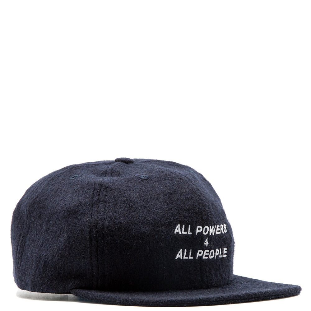 Powers All Power For Wool Cap / Navy