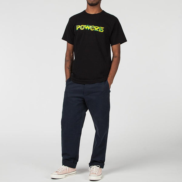 Powers Supply Target T-Shirt / Black