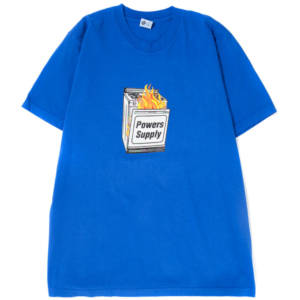 Style code PSSS183. Powers Youth T-shirt / Royal Blue