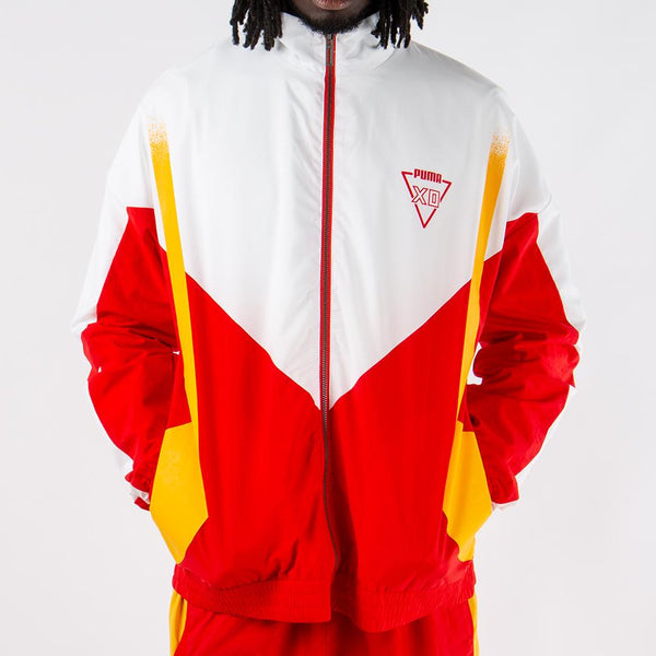 Style code 57853743. Puma x XO Homage to the Archive Tracktop / Puma Red