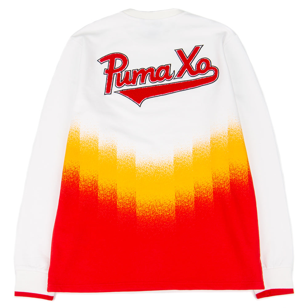 Style code 57854002. Puma x XO Homage To Archive Faded Crew / White