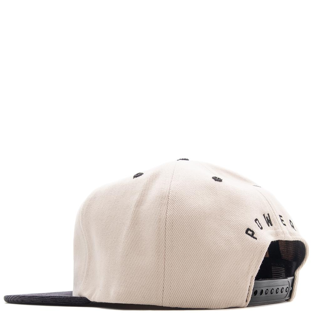 Style code PWRS408. Powers Kill Lies All Cap / Cream