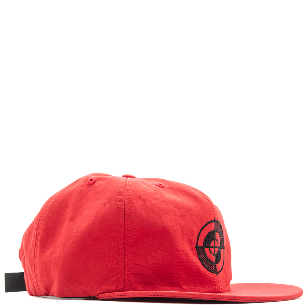Style code PWRS409. Powers Target Cap / Red