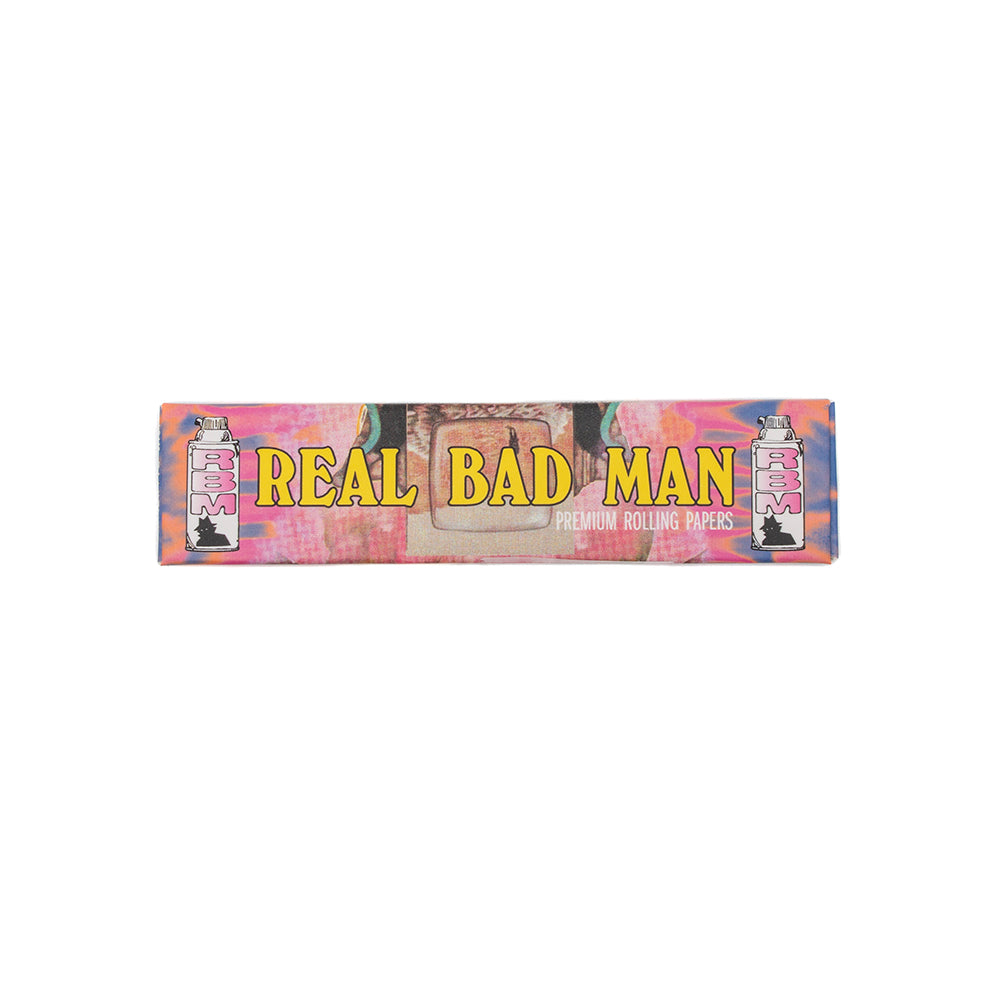 Real Bad Man GPH Rolling Papers