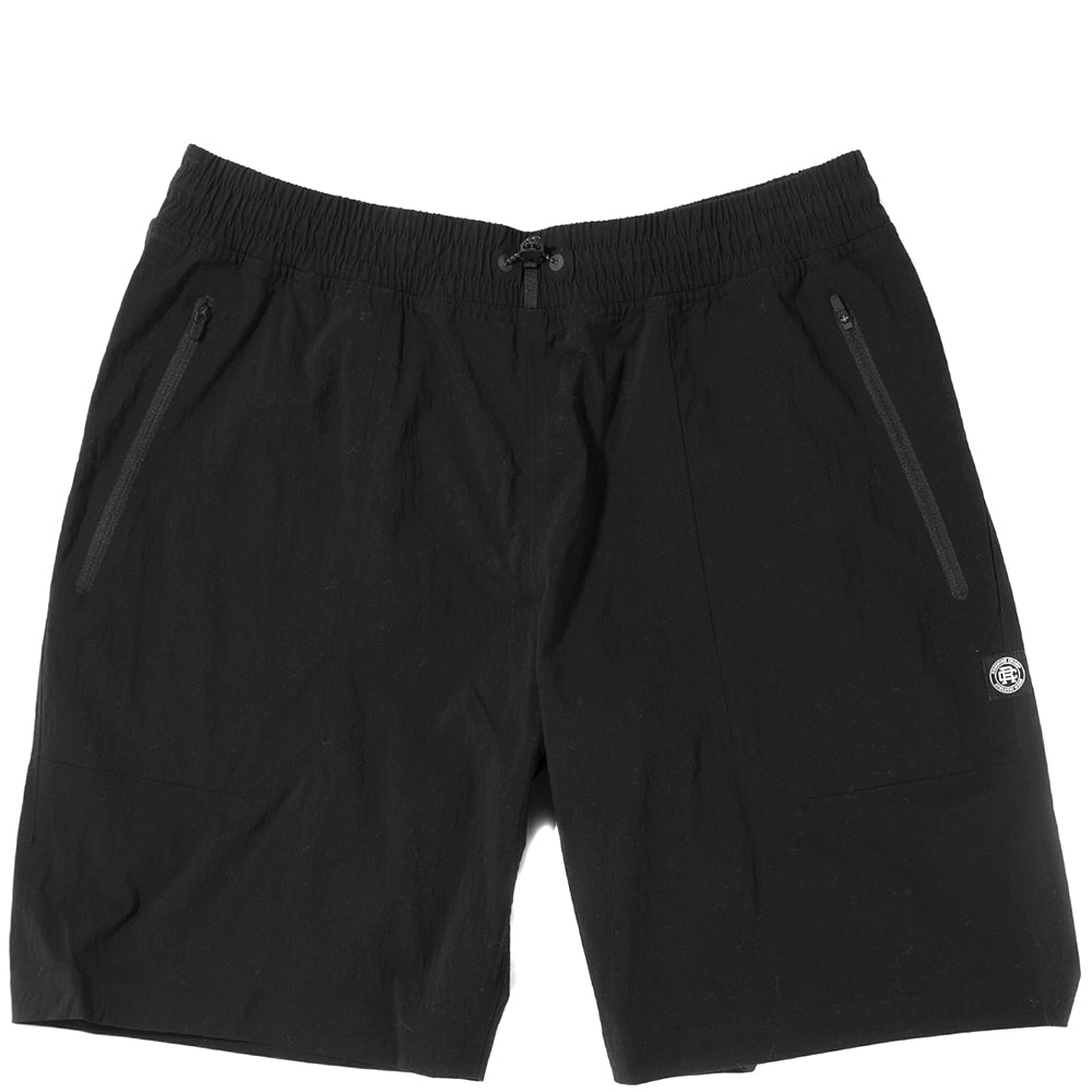 Style code RC5134S18. REIGNING CHAMP SHORTS STRETCH NYLON N279 / BLACK
