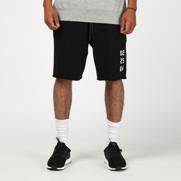 Reigning Champ Fight Night Cut Off Shorts / Black