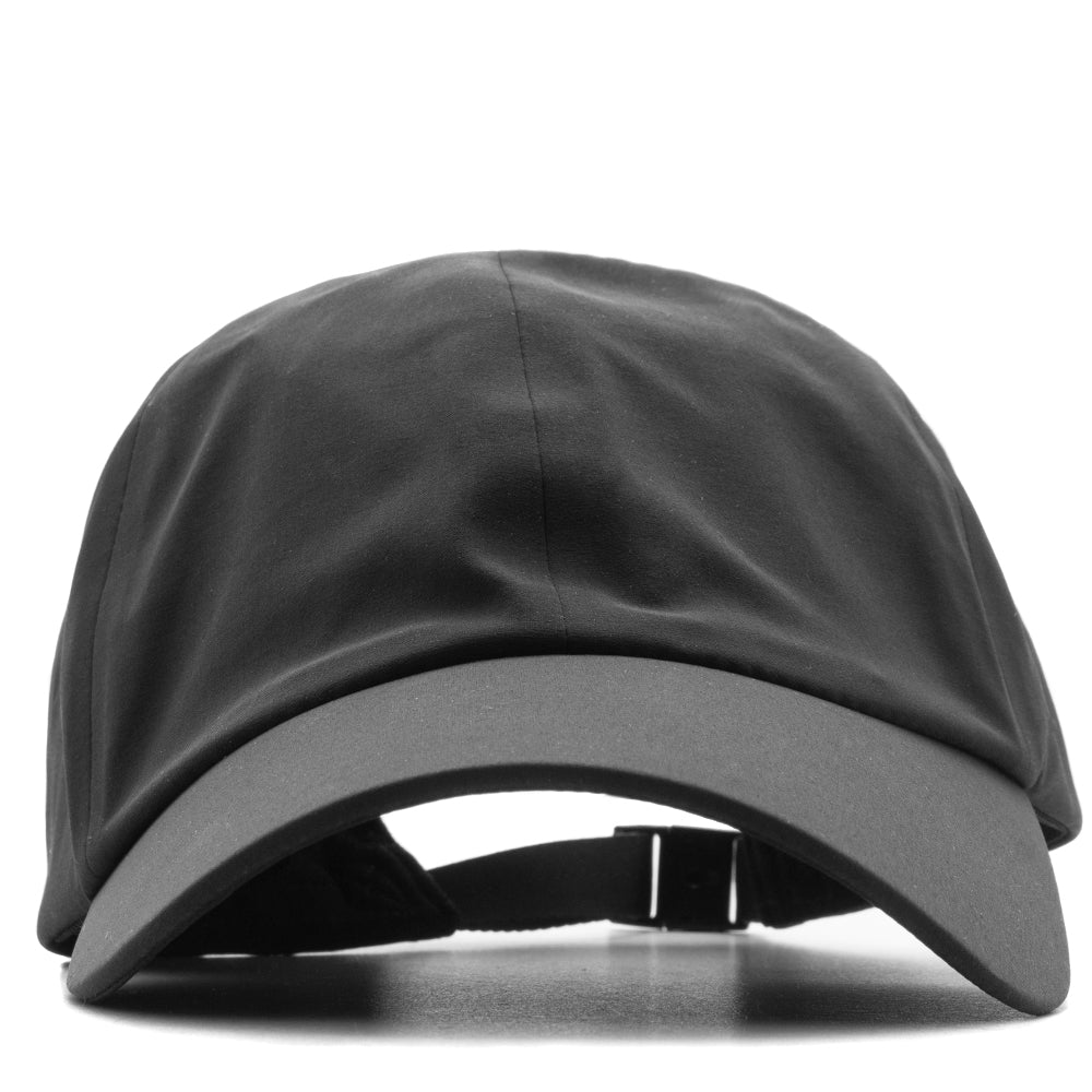 Style code RC7090FW18. Reigning Champ 3L Waterproof Nylon 6-Panel / Black