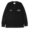 Reception S.C. Le Magnifique Long Sleeve T-shirt / Black