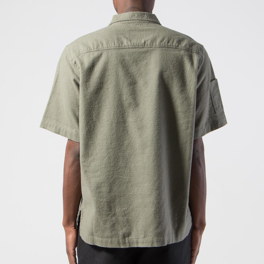 GARBSTORE NCB SLACKER SHIRT / ELEPHANT