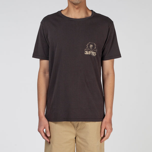 Satta Light Of Satta T-shirt / Washed Black