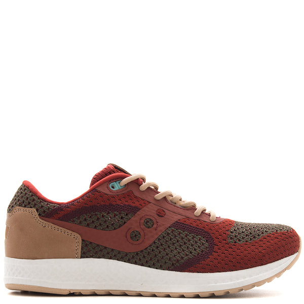 Style code S70396-1. SAUCONY SHADOW 5000EVR / RED