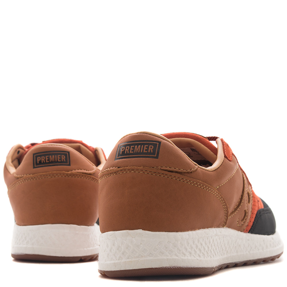 SAUCONY X PREMIER FREEDOM RUNNER STORMLIGHT / BROWN