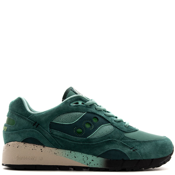 Saucony x Feature Shadow 6000 Living Fossil / Green