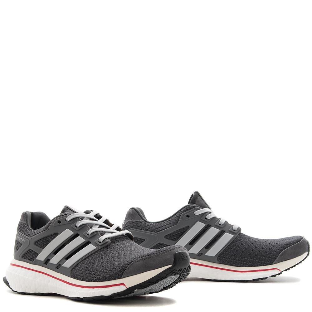 ADIDAS CONSORTIUM RUN THRU TIME ENERGY BOOST / GRANITE