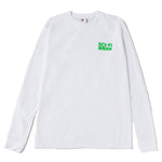 Sci-Fi Fantasy Generic Mandarin Long Sleeve T-shirt / White