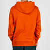 Sci-Fi Fantasy Logo Pullover Hoodie / Burnt Orange