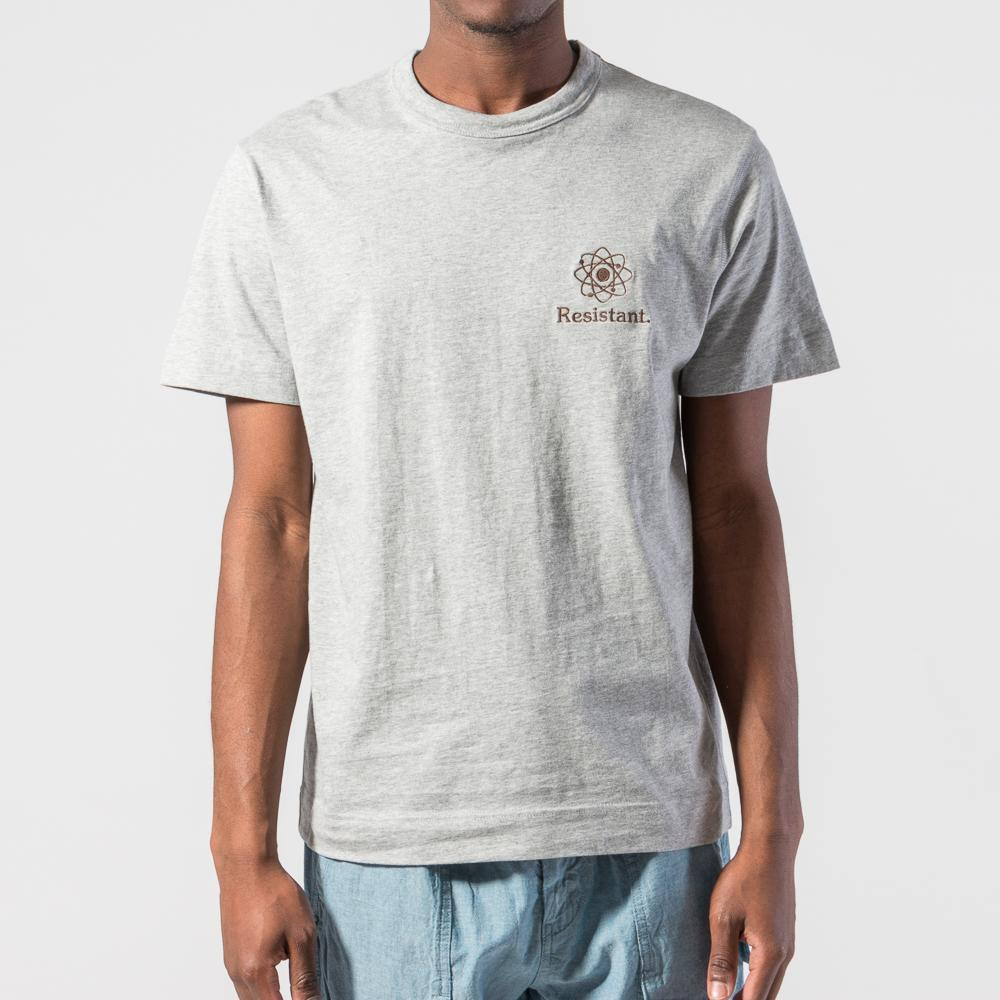 GARBSTORE RESISTANT T-SHIRT / GREY
