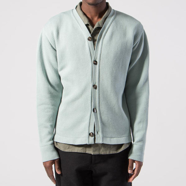 Garbstore the English Difference Cardigan / Moss