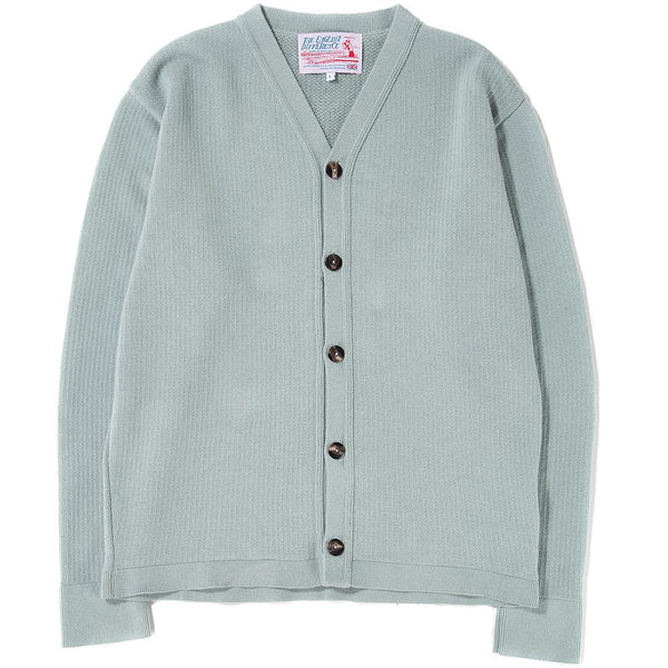 Style code TEDCARDIGYSESI. GARBSTORE THE ENGLISH DIFFERENCE CARDIGAN / MOSS