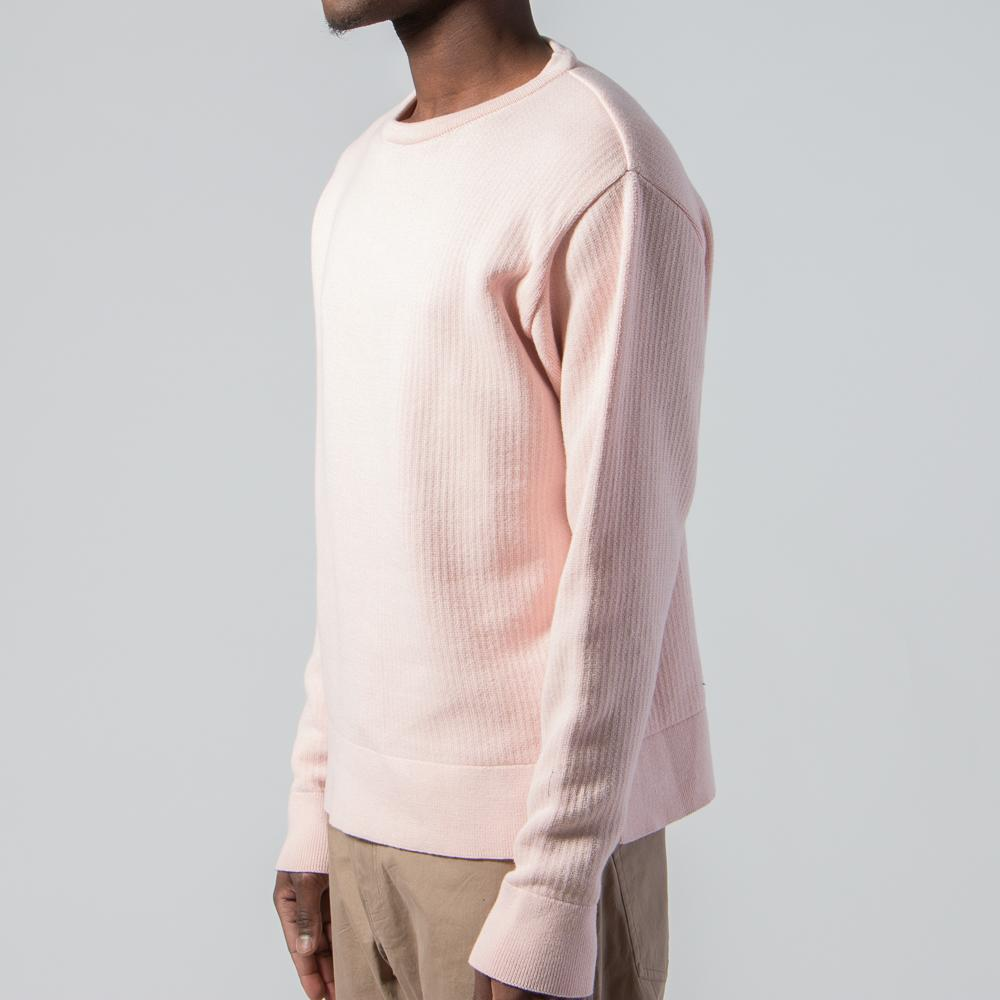 GARBSTORE THE ENGLISH DIFFERENCE CREWNECK / PINK