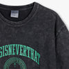 thisisneverthat Acid Washed T-Shirt / Charcoal