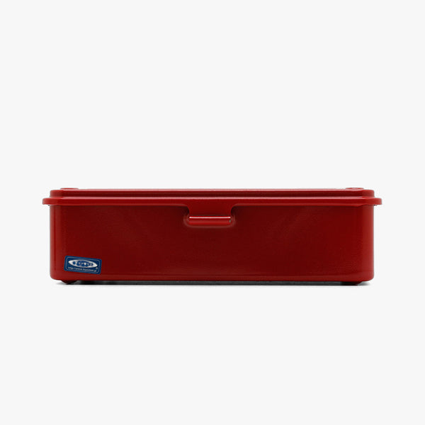 Toyo Steel Flat Top Toolbox T-Type 190 / Red