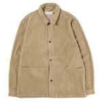Satta Allotment Jacket / Taupe - Deadstock.ca