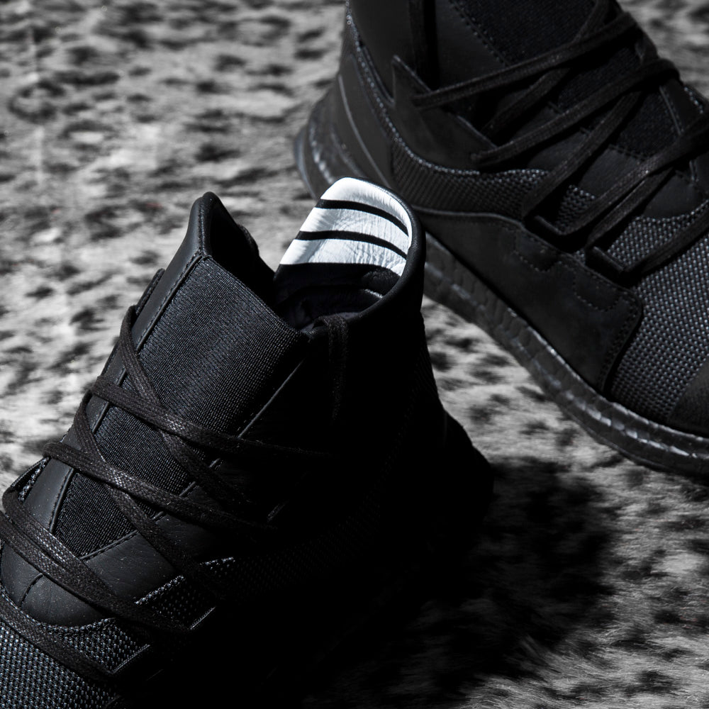 Y-3 KOZOKO HIGH / CORE BLACK