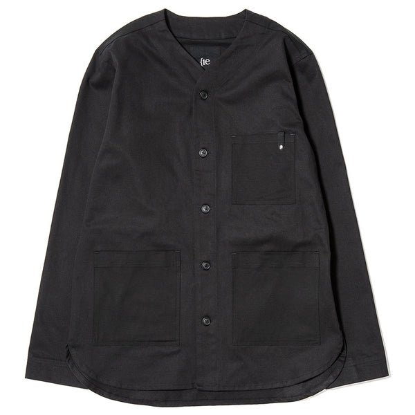 OUTBACK OVERSHIRT / BLACK