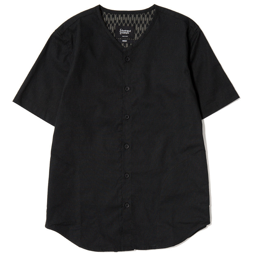SOUVENIR SHIRT / BLACK