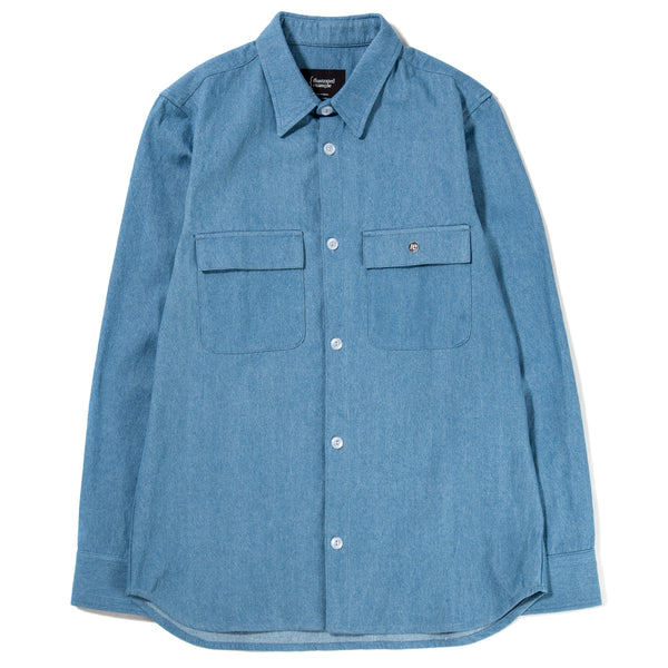 WORK SHIRT / LIGHT DENIM