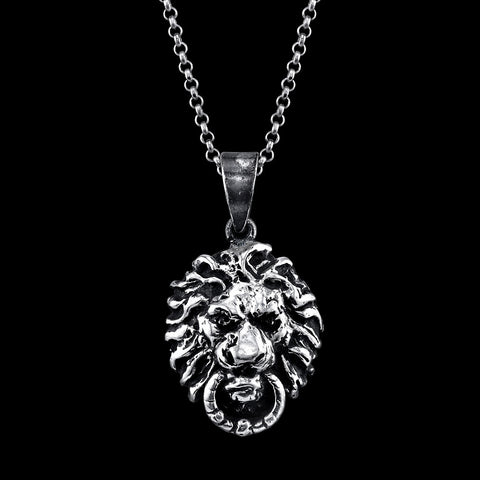 LE LION PENDANT (HI POLISH)