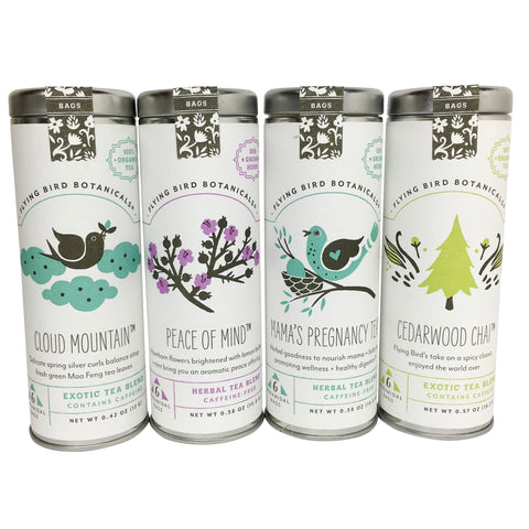 Flying Botanicals Tea