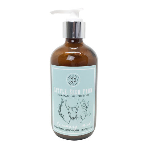 Rosemary Mint Hand Wash
