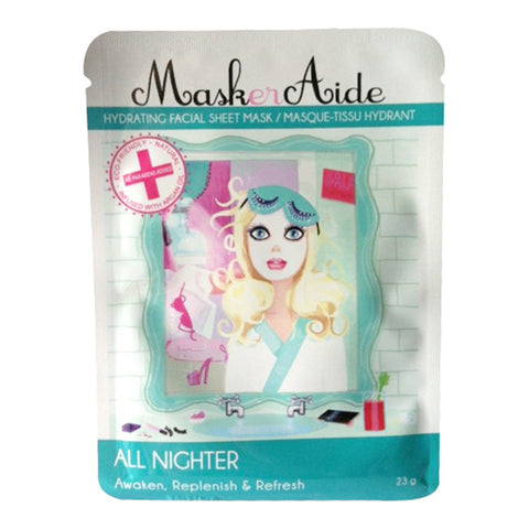 MaskerAide All Nighter face Mask
