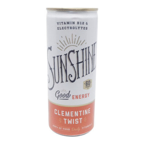 Sunshine Energy Drink