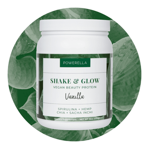 Shake & Glow Vegan Beauty Protein
