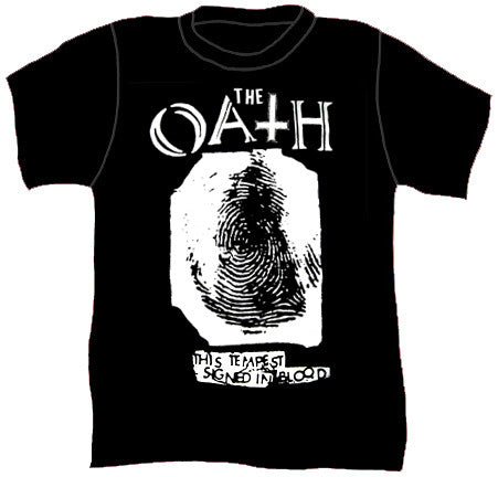 Das Oath - This Tempest Signed in Blood