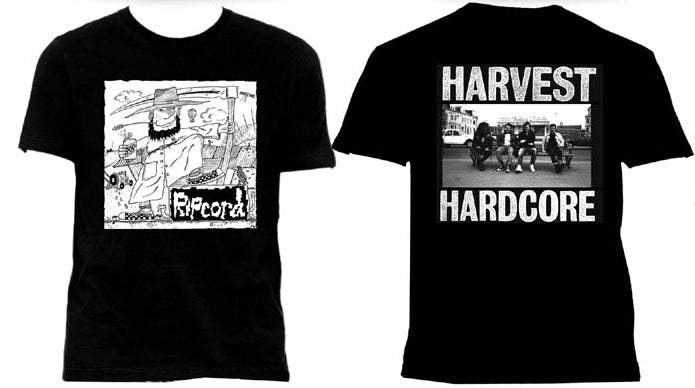 Ripcord - Harvest Hardcore (Black)