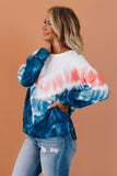 Up, Up & Away Ombre Tie Dye Pullover