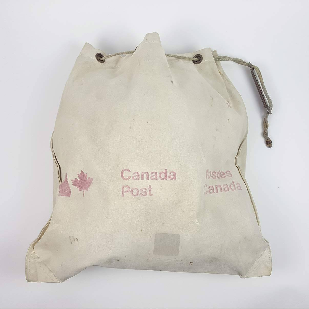 1980 Canada Post Mail Bag - www.kanahta.com - 1
