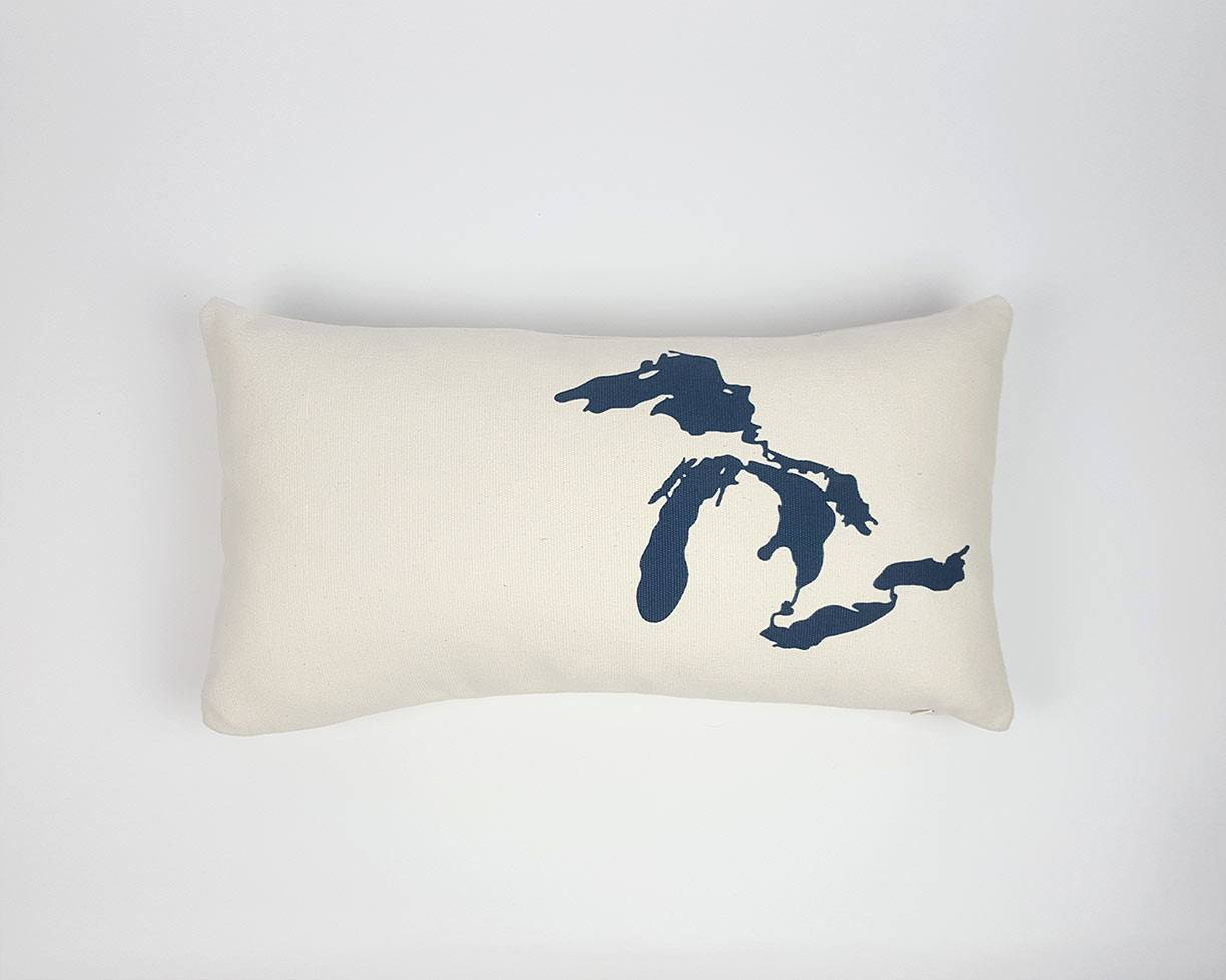 Great Lakes Pillow - www.kanahta.com - 1