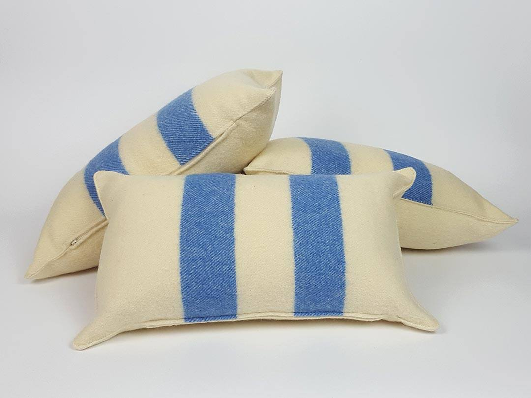 Vintage Wool Pillows - www.kanahta.com - 1