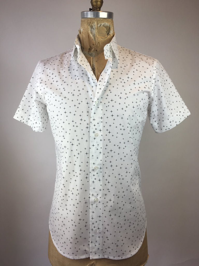 Men's Short Sleeve Star Shirt