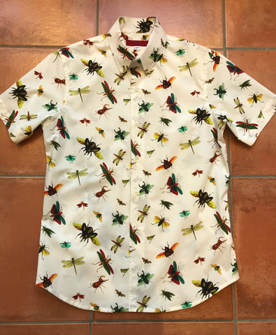 Men's Short Sleeve Bug Shirt