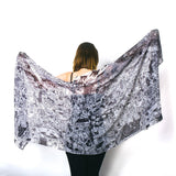 PC Oversized Cape Scarf