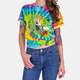 HONEYBEAR™ 'Album Art' Unisex Tie Dye T-Shirt