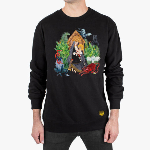 HONEYBEAR™ 'Album Art' Unisex Crewneck